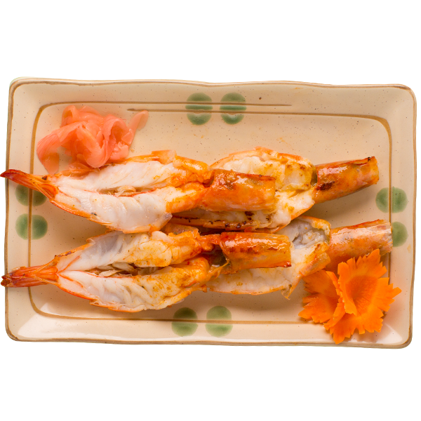ebi-terishio-yaki-agimono