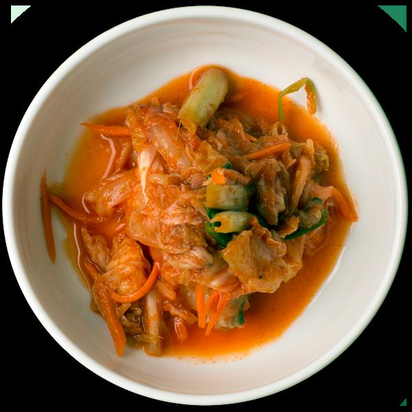 kimchi-salad