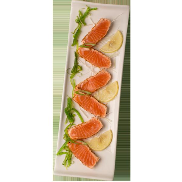 salmon-tatakiappetizer